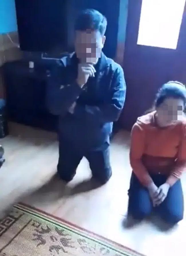 Pha bắt ghen cực hài: Vợ và nhân tình xác nhận mây mưa ở nghĩa địa, bồ quỳ lạy xin tha-1