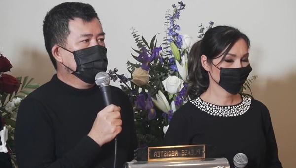 Cậu ruột, nghệ sĩ Việt nghẹn ngào trong lễ tang Vân Quang Long ở Mỹ-2