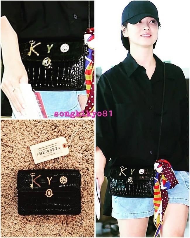 Soi chiếc túi Son Ye Jin cầm đi hẹn hò với Hyun Bin: Hóa ra cũng là tín đồ thích hàng độc giống Song Hye Kyo-7