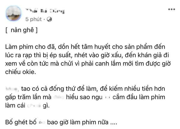 Những phim Việt lao đao vì bị chèn ép suất chiếu khi ra rạp-2