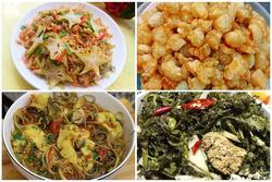 Xưa chỉ có nhà nghèo mới ăn những món này, nay thành đặc sản ai cũng mê