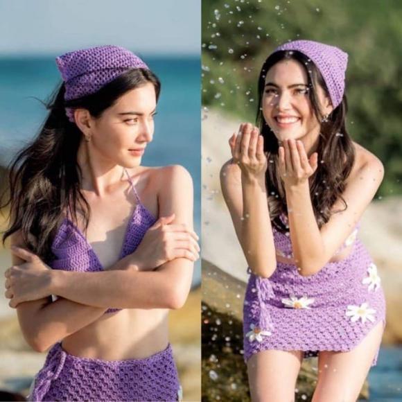 Ma nữ đẹp nhất Mai Davika đốt mắt người nhìn với bộ ảnh bikini gợi cảm-3
