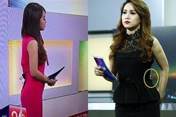 Bóc phốt sự giả trân về trang phục của các MC/BTV khi lên sóng truyền hình-6