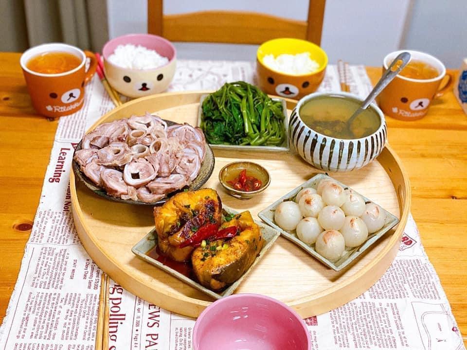 Giữ gìn tâm hồn quê hương với mâm cơm Việt của mẹ đảm trên đất Nhật-3