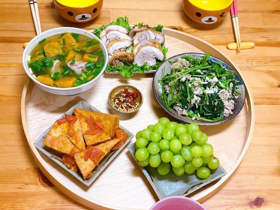Giữ gìn tâm hồn quê hương với mâm cơm Việt của mẹ đảm trên đất Nhật-5