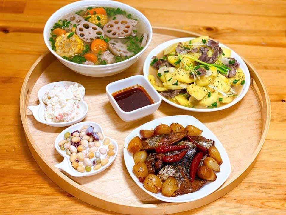 Giữ gìn tâm hồn quê hương với mâm cơm Việt của mẹ đảm trên đất Nhật-6