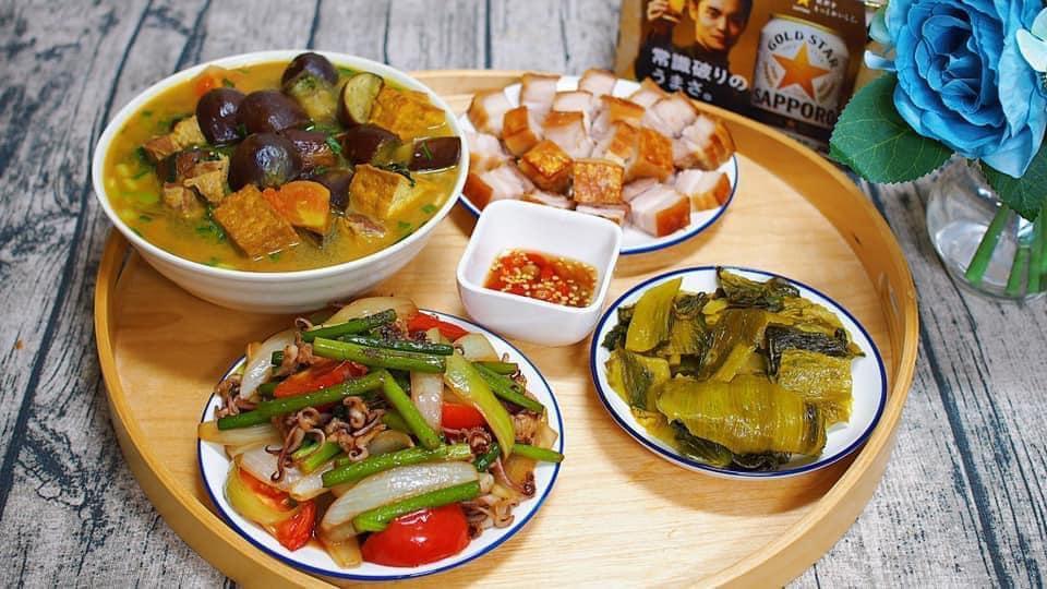 Giữ gìn tâm hồn quê hương với mâm cơm Việt của mẹ đảm trên đất Nhật-7