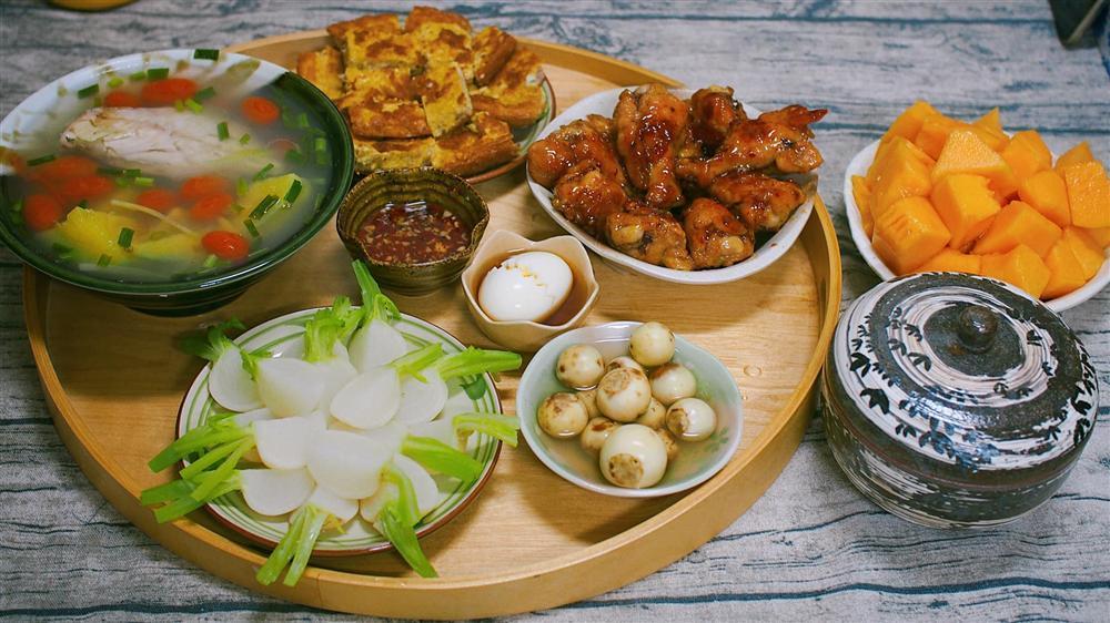 Giữ gìn tâm hồn quê hương với mâm cơm Việt của mẹ đảm trên đất Nhật-8