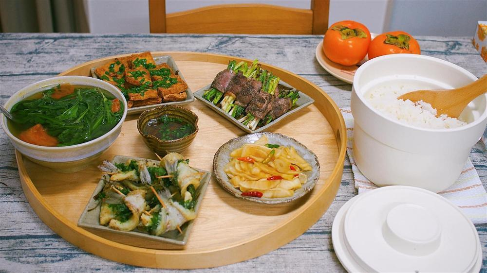 Giữ gìn tâm hồn quê hương với mâm cơm Việt của mẹ đảm trên đất Nhật-12