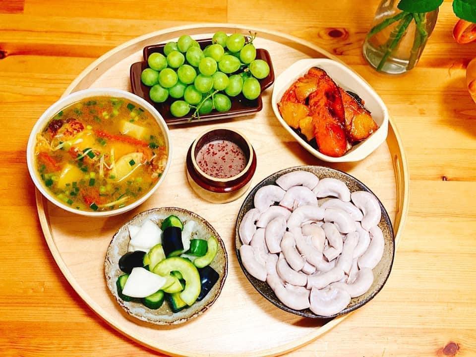 Giữ gìn tâm hồn quê hương với mâm cơm Việt của mẹ đảm trên đất Nhật-15