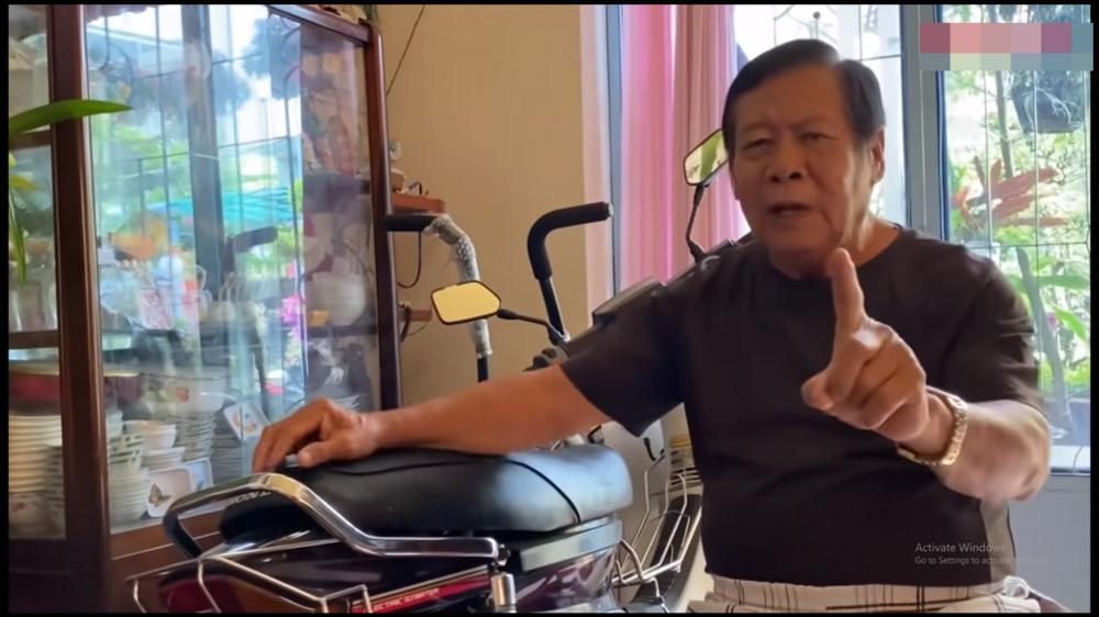 Lan truyền clip bố mẹ Vân Quang Long không nhận mặt con dâu thứ 2-3