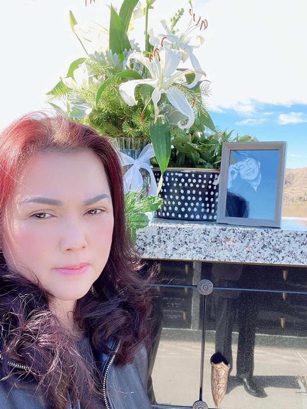 Vợ cố nghệ sĩ Chí Tài sau gần 1 tháng chồng qua đời-4