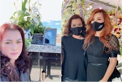 Vợ cố nghệ sĩ Chí Tài sau gần 1 tháng chồng qua đời