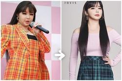 Trước khi bóc 'bé mỡ' 11kg, Park Bom trông đáng sợ đến thế nào?