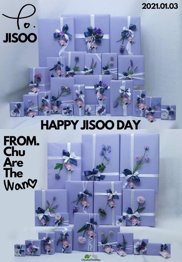 BLACKPINK Jisoo được fans tặng quà cả tỷ đồng trong ngày sinh nhật-7