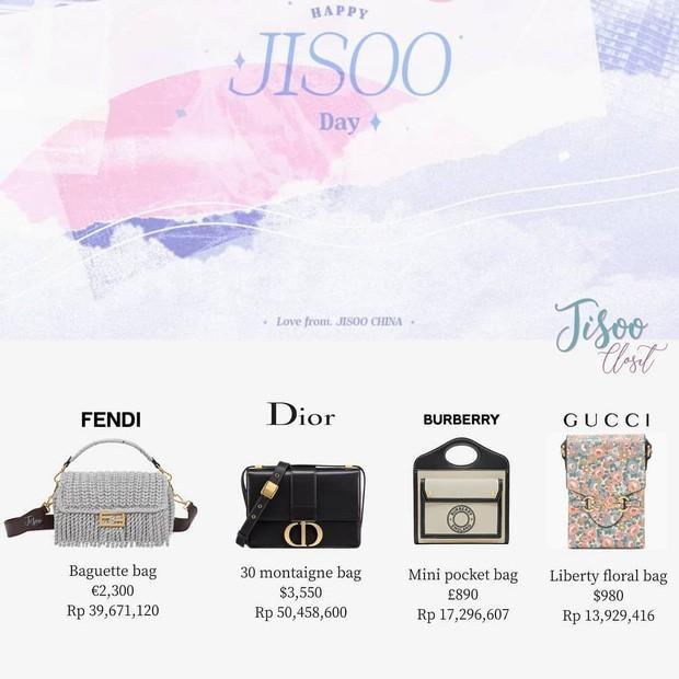 BLACKPINK Jisoo được fans tặng quà cả tỷ đồng trong ngày sinh nhật-8