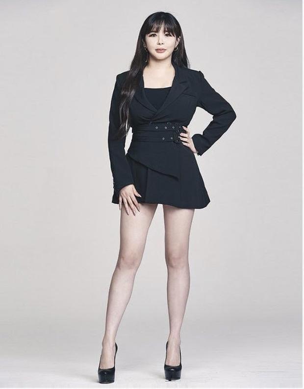 Trước khi bóc bé mỡ 11kg, Park Bom trông đáng sợ đến thế nào?-2