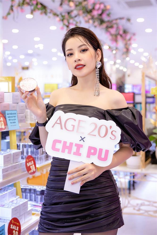 Chi Pu lộng lẫy dự khai trương chi nhánh mới AB Beauty World-3