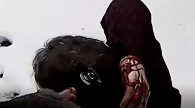 Lũ sóc đầu gấu điên cuồng tấn công người dân, khung cảnh như phim kinh dị-2