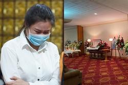 Khi nào tro cốt cố ca sĩ Vân Quang Long về tới Việt Nam?