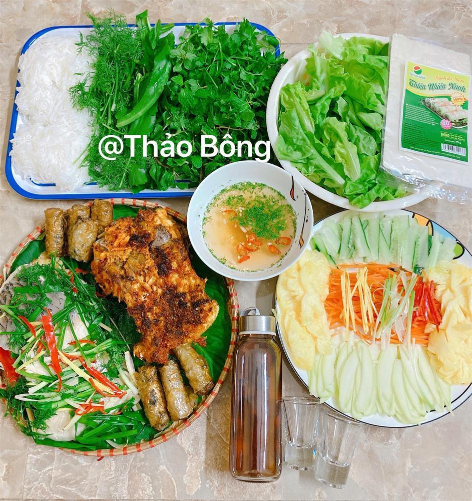 Mẹt cơm cho những ngày đổi bữa của mẹ Hà Nội khiến chồng con không thể chê tiếng nào-5