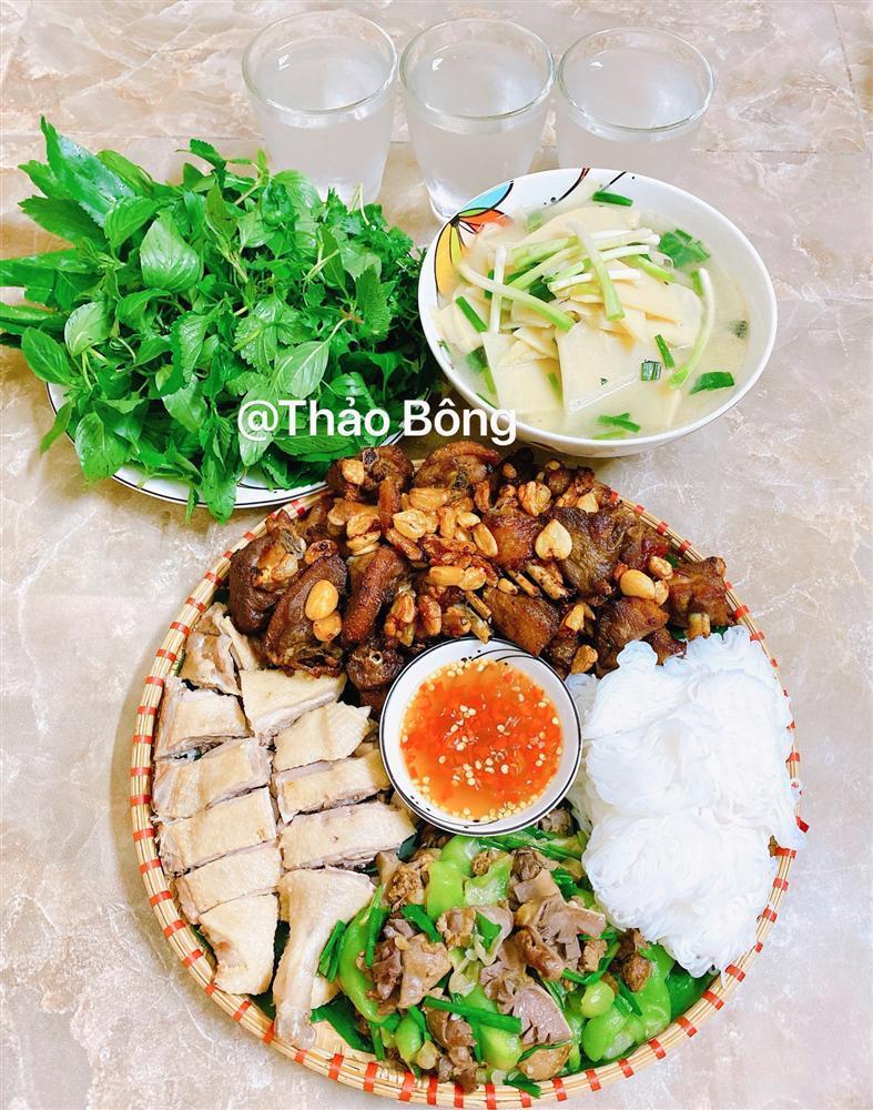 Mẹt cơm cho những ngày đổi bữa của mẹ Hà Nội khiến chồng con không thể chê tiếng nào-6