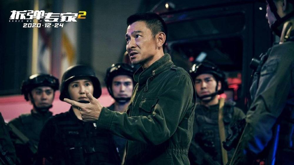 Chuyên gia phá bom 2 - siêu phẩm hành động của Lưu Đức Hoa-2