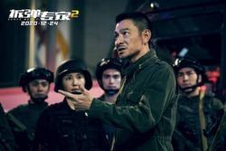'Chuyên gia phá bom 2' - siêu phẩm hành động của Lưu Đức Hoa