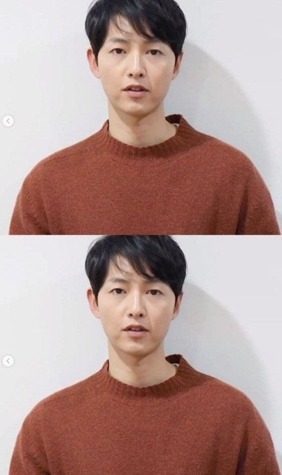 Nam thần Song Joong Ki bị chê tiều tụy, xuống sắc-2