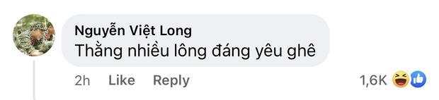 Hậu Hoàng vừa đăng ảnh, Mũi trưởng Long lập tức xuất hiện: Chính chủ chèo thuyền mạnh hơn fan?-2