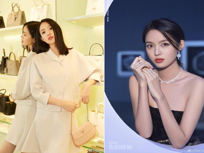 Đời đối lập của Hoa hậu Thế giới Trương Tử Lâm và Vu Văn Hà-2