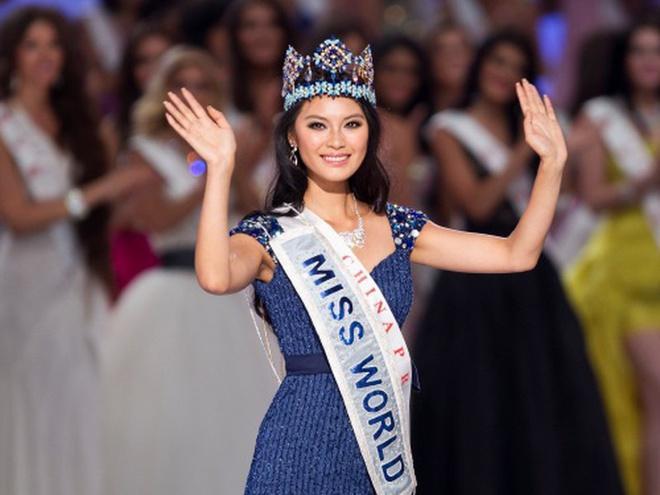 Đời đối lập của Hoa hậu Thế giới Trương Tử Lâm và Vu Văn Hà-7