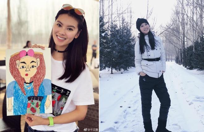 Đời đối lập của Hoa hậu Thế giới Trương Tử Lâm và Vu Văn Hà-9