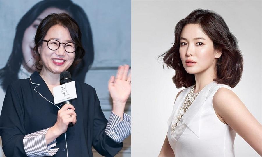 Fans bấn loạn trước tin Song Hye Kyo tái hợp biên kịch Hậu duệ mặt trời-1