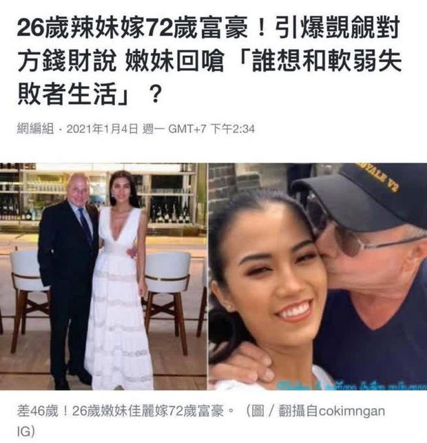 Danh tính gái Việt 26 tuổi gây xôn xao khi công khai yêu tỷ phú Mỹ 72 tuổi-2