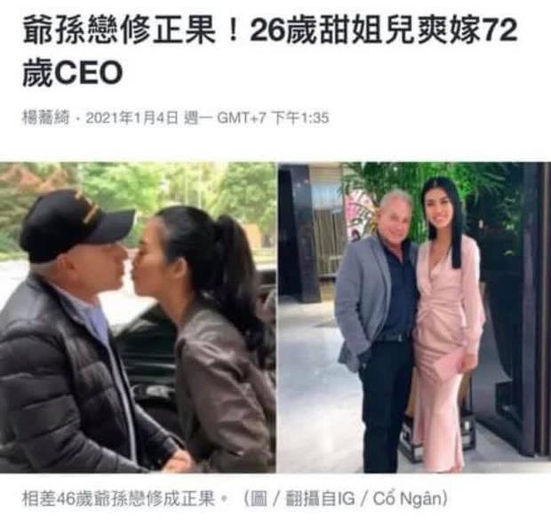 Danh tính gái Việt 26 tuổi gây xôn xao khi công khai yêu tỷ phú Mỹ 72 tuổi-3