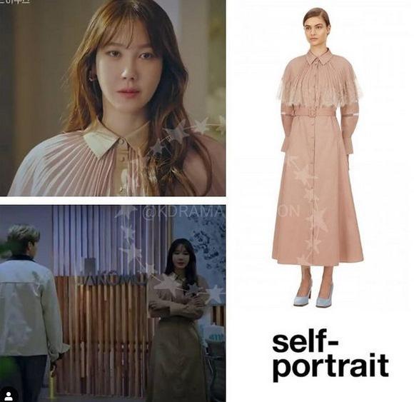 BST túi hiệu đắt đỏ của chị đẹp Lee Ji Ah (Shim Su-ryun) phim Penthouse-2