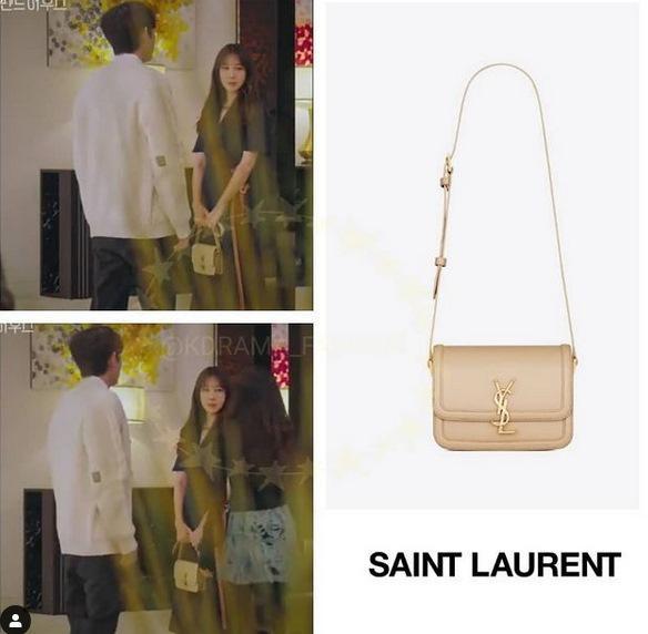 BST túi hiệu đắt đỏ của chị đẹp Lee Ji Ah (Shim Su-ryun) phim Penthouse-11