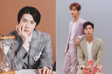 Loạt nghệ sĩ SM từng chối bỏ nghệ danh do Chủ tịch Lee Soo Man đích thân lựa chọn