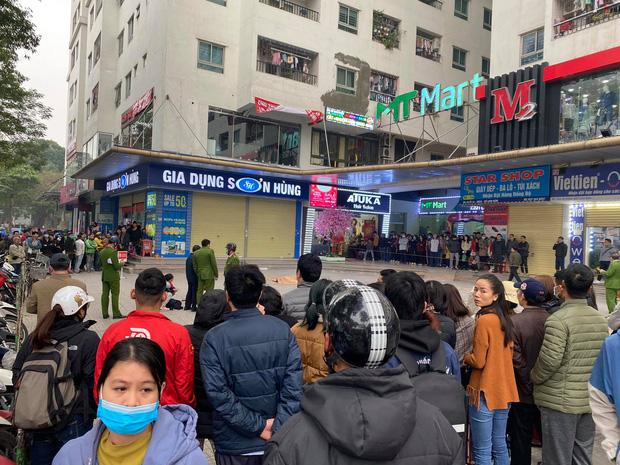 Hà Nội: Người đàn ông rơi từ tầng 15 chung cư HH Linh Đàm tử vong, người thân đau đớn khóc ngất-3