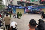 Hà Nội: Người đàn ông rơi từ tầng 15 chung cư HH Linh Đàm tử vong, người thân đau đớn khóc ngất