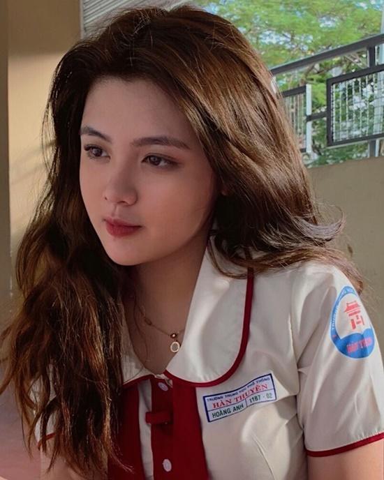 Sở hữu thân hình có chút mũm mĩm, nữ sinh Sài thành vẫn được báo Trung Quốc hết lời khen ngợi-1