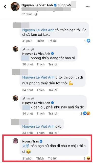 Việt Anh đăng ảnh tụ tập cùng Quỳnh Nga và hội bạn, vợ cũ liền ẩn ý nam diễn viên đã có bạn gái mới?-2