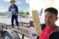 Sự thật công việc 'bốc vác, phụ hồ' của Vân Quang Long ở Mỹ