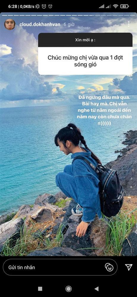 Khánh Vân đăng 7749 story tương tác, fan thêm cưng còn antifan thêm... ghét-5