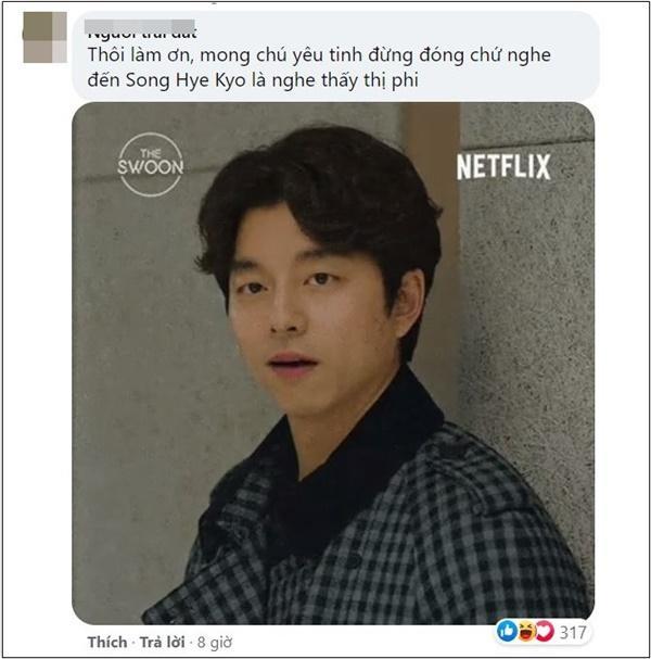 Gong Yoo, Lee Jong Suk được đề cử đóng cùng Song Hye Kyo, netizen cầu xin: Các anh chạy ngay đi-7