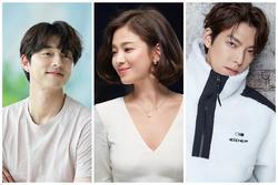 Gong Yoo, Lee Jong Suk được đề cử đóng cùng Song Hye Kyo, netizen cầu xin: 'Các anh chạy ngay đi'