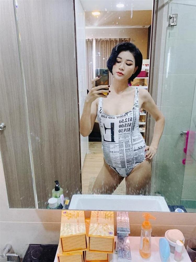 Trang Trần tung bí quyết giảm 6,5kg lạ lùng: Nghỉ nhậu-6