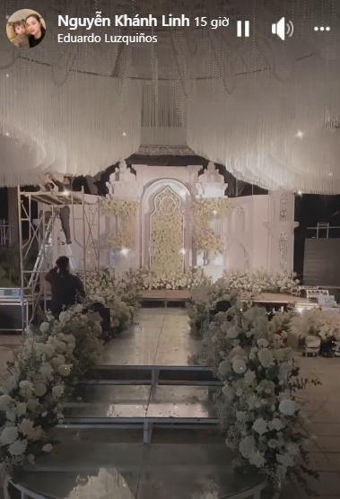 Hình ảnh đầu tiên đám cưới Bùi Tiến Dũng ở quê vợ: Càng đi sâu càng đẳng cấp-1