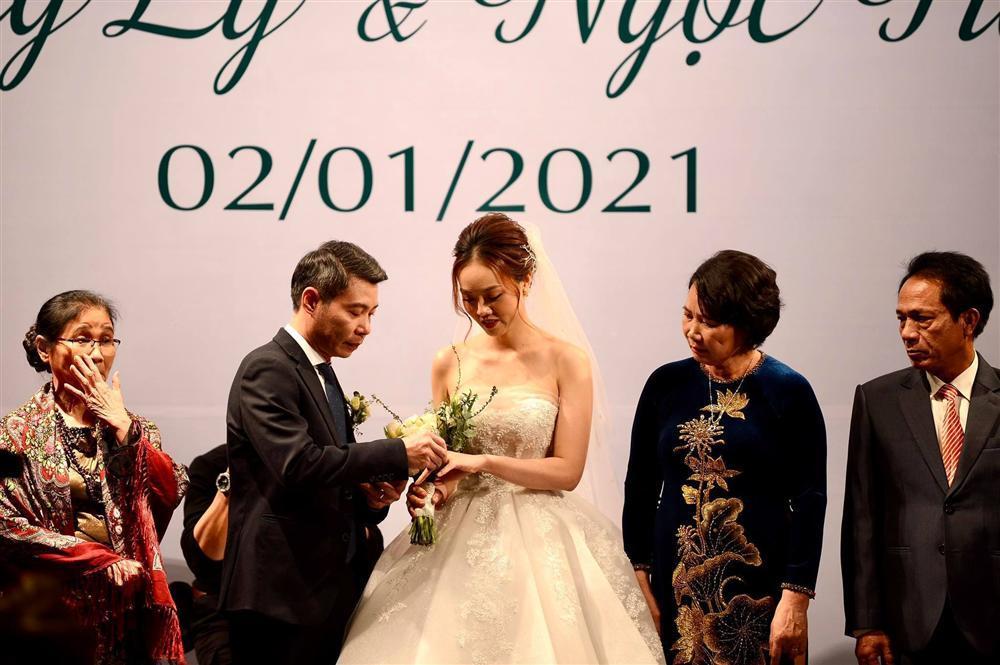Kết hôn chưa lâu, Công Lý đã công khai cà khịa vợ kém 15 tuổi-2